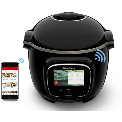 moulinex cookeo touch wifi ce902800 avis
