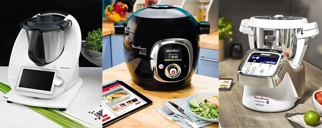 cookeo, companion ou thermomix